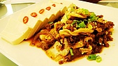 台中-韓饌精緻平價韓式料理:泡菜炒牛肉.jpg