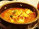 台中-韓饌精緻平價韓式料理:韓式泡菜鍋.jpg