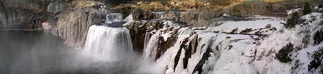 16.jpg - 瀑布被冰凍了