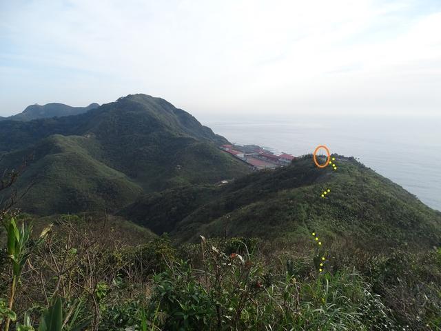 DSC05310-1.jpg - 2016.3.4 鼻頭山稜、南雅山、苦命嶺、北勢坑站