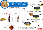 園林春彩繪食譜:4桔醬照燒雞腿排.jpg