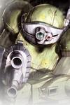 背景:裝甲騎兵VOTOMS - 眼鏡犬