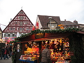 德國聖誕市集Esslingen, Stuttgart:120107_Esslingen中古世紀聖誕市集