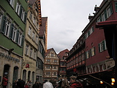 德國聖誕市集Esslingen, Stuttgart:120107_Esslingen小街道