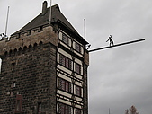 德國聖誕市集Esslingen, Stuttgart:120107_Esslingen城門