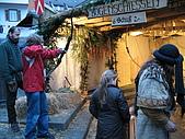 德國聖誕市集Esslingen, Stuttgart:120107_Esslingen市集可以射箭