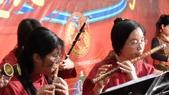 大安社大古箏班:2010-2-11-迪化街表演-笛子.JPG