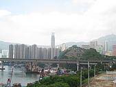 2009.10.01 香港四天三夜自由行 1Day:一棟比一棟高
