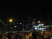 2009.10.01 香港四天三夜自由行 1Day:大家都要散場