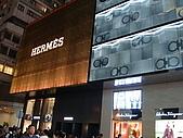 2009.10.01 香港四天三夜自由行 1Day:HERMES