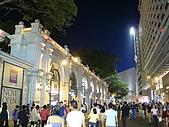 2009.10.01 香港四天三夜自由行 1Day:整條都是高級名牌店