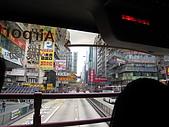 2009.10.01 香港四天三夜自由行 1Day:凌亂ㄉ招牌