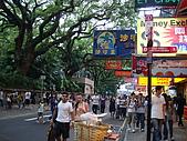 2009.10.01 香港四天三夜自由行 1Day:街景
