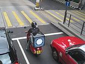 2009.10.01 香港四天三夜自由行 1Day:香港機車很少