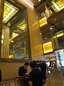 2009.10.01 香港四天三夜自由行 1Day:大廳一景