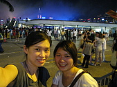 2009.10.01 香港四天三夜自由行 1Day:2個人合照是一定要ㄉ