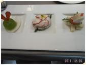 2011到處吃:沙拉 松露鮮筍佐海鮮烏魚子.JPG