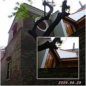 2009年到處玩(7-8月):鹿港 意樓cats.jpg