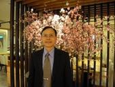 成功大學66級統計系同學:DSCN4277溫國信於高雄SOGO百貨元定食.JPG