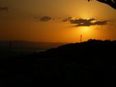台北美景:從阿水的家/鬼店 觀賞台北夕陽景
