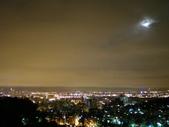 台北美景:從阿水的家/鬼店觀賞台北月夜景