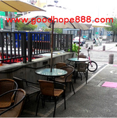 [自然家居]- 生活筆記(2011~2015):台南-海安路商圈 -休閒桌椅陽傘 (2).jpg