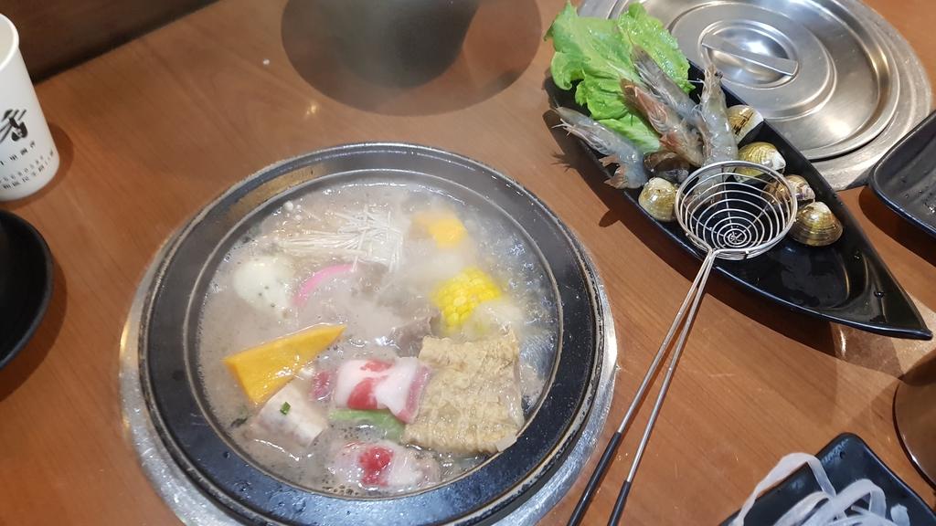 20180621_115130.jpg - 【中和.永和】午餐.晚餐推薦。石裡香石頭火鍋