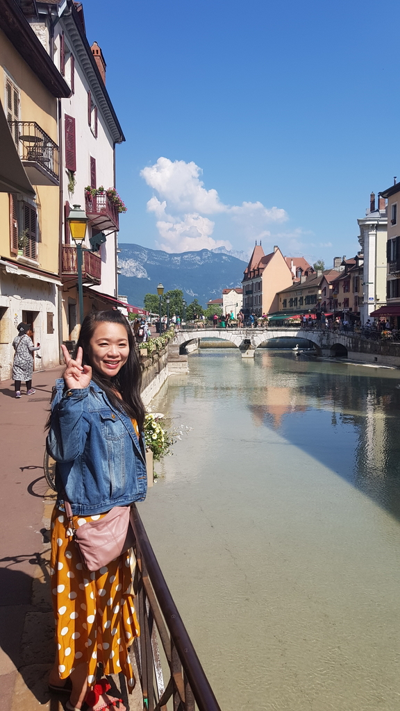 20190701_164831.jpg - 2019【法國】Annecy安錫或阿訥西: 阿爾卑斯山下最清澈湖泊小鎮