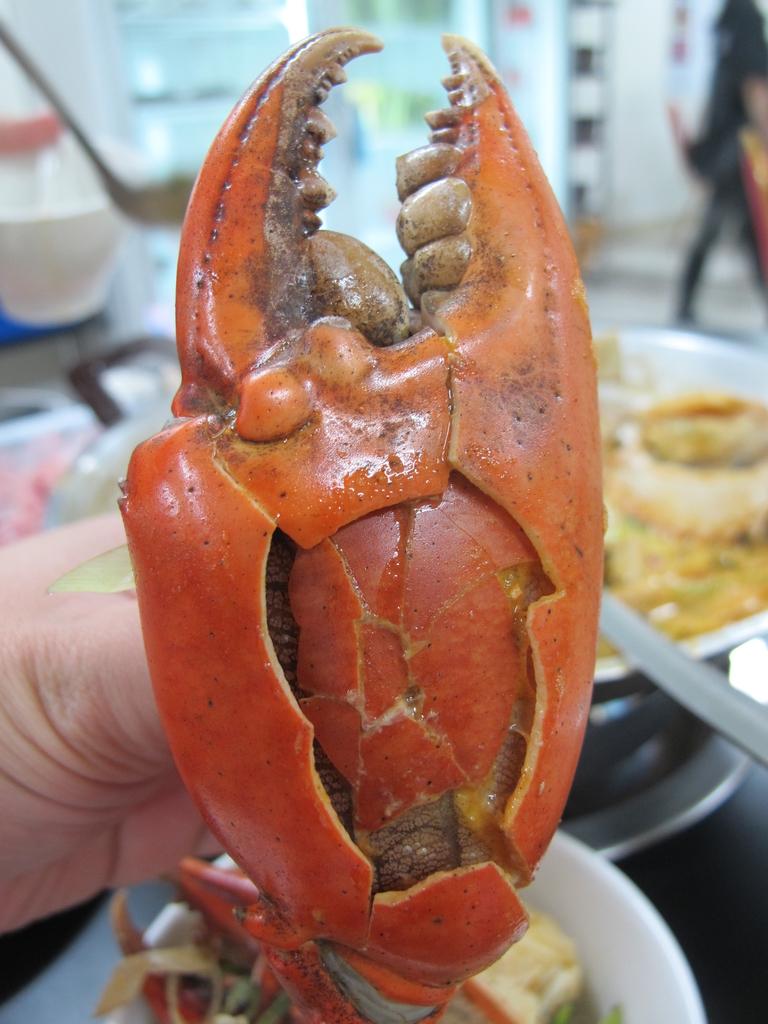 IMG_7993.JPG - 【台北】黑潮市集。花甲蟹鍋