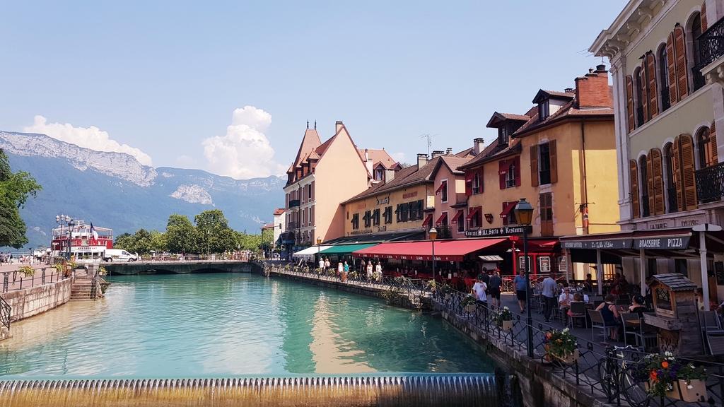 20190701_155413.jpg - 2019【法國】Annecy安錫或阿訥西: 阿爾卑斯山下最清澈湖泊小鎮