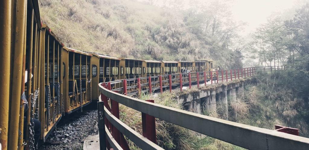 107192.jpg - 【宜蘭】2020太平山森林鐵路蹦蹦小火車。特惠票$50