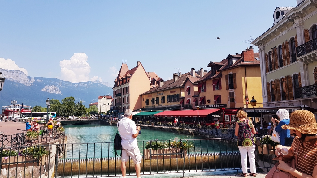 20190701_155224.jpg - 2019【法國】Annecy安錫或阿訥西: 阿爾卑斯山下最清澈湖泊小鎮