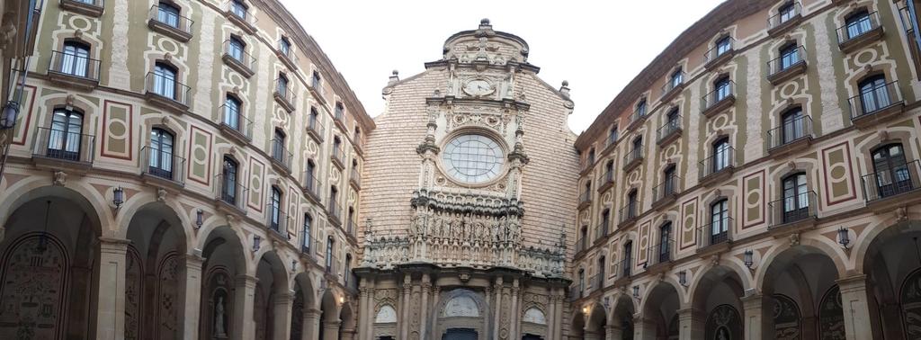 133487.jpg - 【西班牙】2020巴塞隆納近郊。開車一個小時蒙特塞拉特山修道院散散步