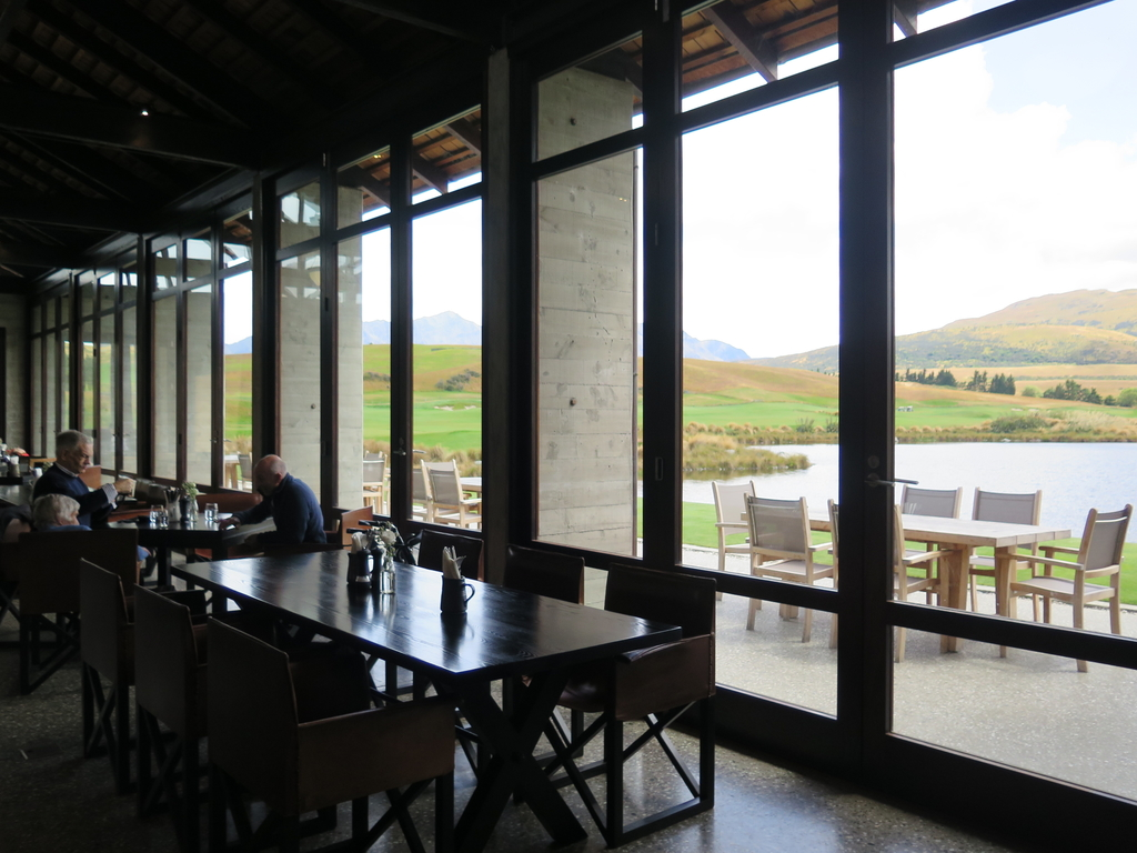 IMG_6096.JPG - 【紐西蘭.皇后鎮】2017皇后鎮景觀餐廳推薦。jack\\'s Point Golf 高爾夫球場餐廳