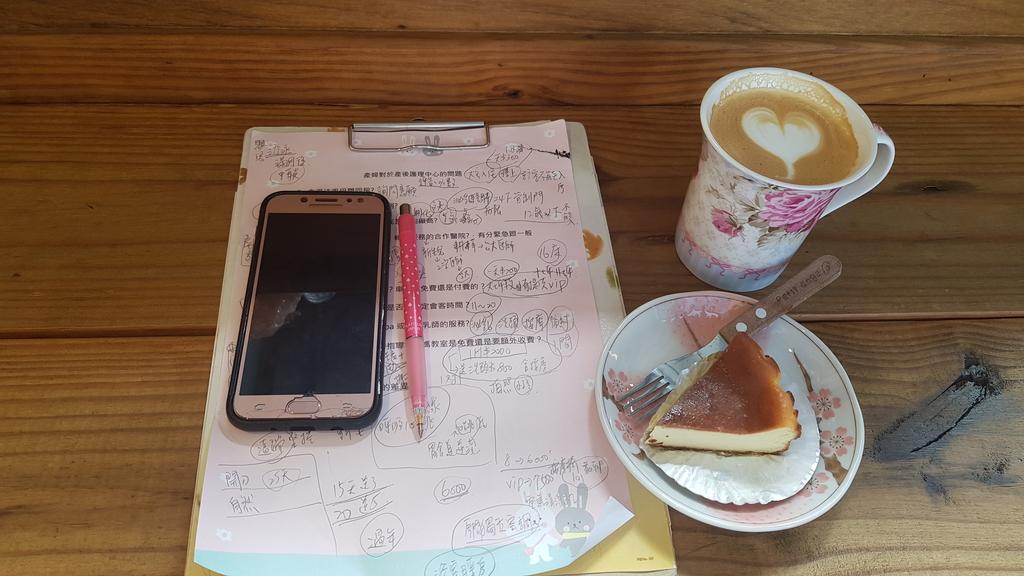 20191107_112008.jpg - 【中和.永和】仁愛公園咖啡甜點推薦。咖啡咖小木屋建築咖啡香四溢。野夫咖啡豆手沖美味咖啡