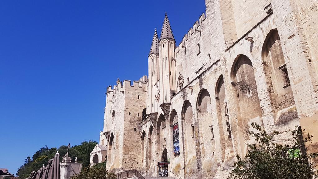 20190628_164212.jpg - 2019【法國】南法之旅。Avignon亞維儂舊城區: 教皇宮、共和街散散步
