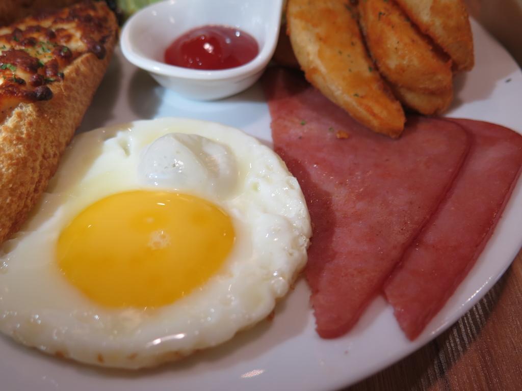IMG_8122.JPG - 【中和.永和】永貞路早午餐.義大利麵推薦。紫羅蘭早午餐。大推焗烤脆皮鮪魚套餐。南洋峇里精油spa撰寫