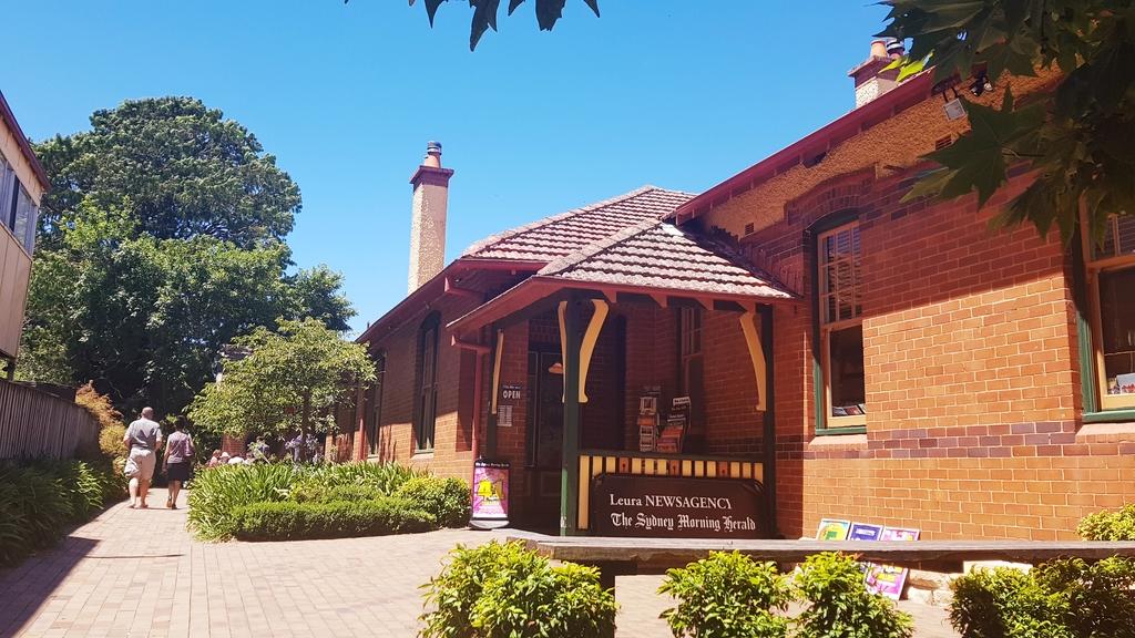 20190210_131525.jpg - 【澳洲.東澳】2019自駕遊。藍山公園順遊充滿悠閒風情的蘿拉小鎮 Leura。很多家飾特色小店很好逛