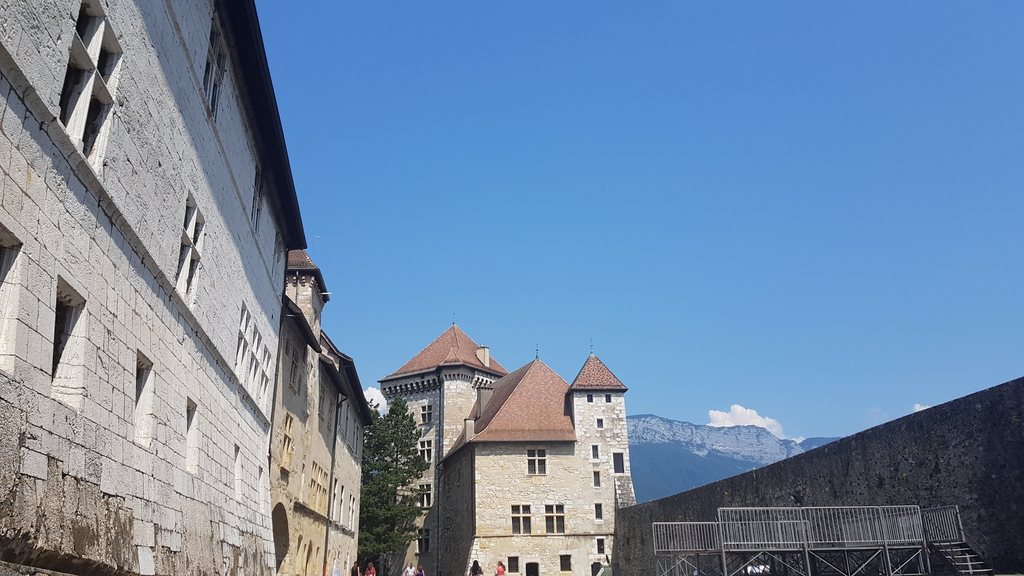 20190701_153338.jpg - 2019【法國】Annecy安錫或阿訥西: 阿爾卑斯山下最清澈湖泊小鎮