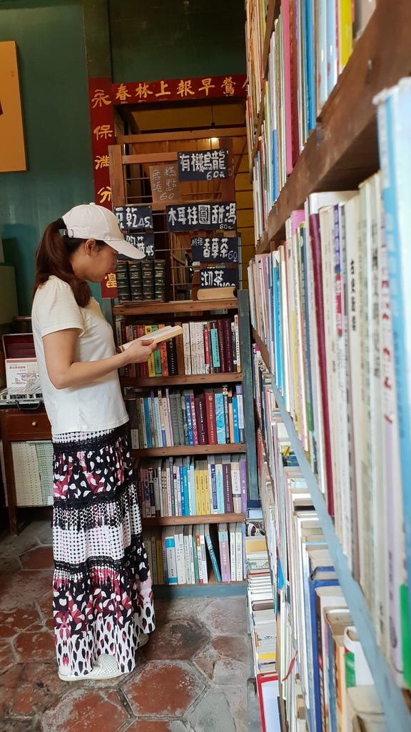 145885.jpg - 【彰化.鹿港】書集囍事二手書店。文青風悠閒下午茶。寵物友善空間。老闆超親切有回家的感覺
