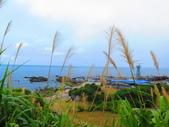 【台北】北海岸石門洞景點。美麗的貝殼砂海灘。熱門觀看夕陽&潮間帶景點:IMG_9519.JPG