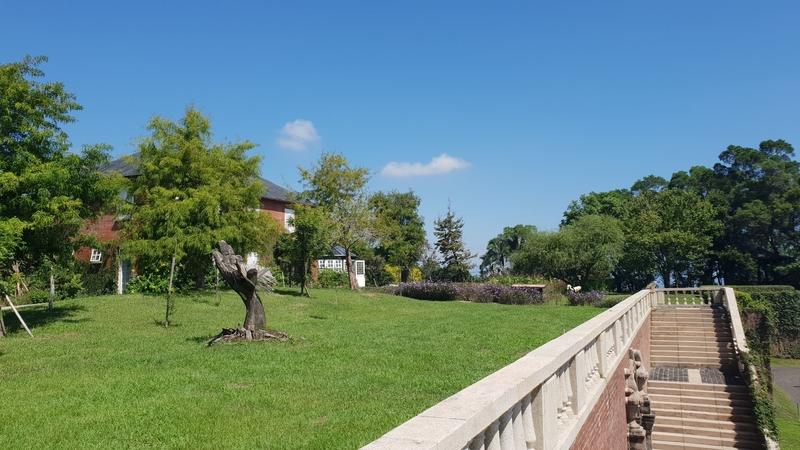 149777.jpg - 【宜蘭.冬山】免費景點推薦。仁山植物園寵物友善空間。猴子大肆出沒超可愛