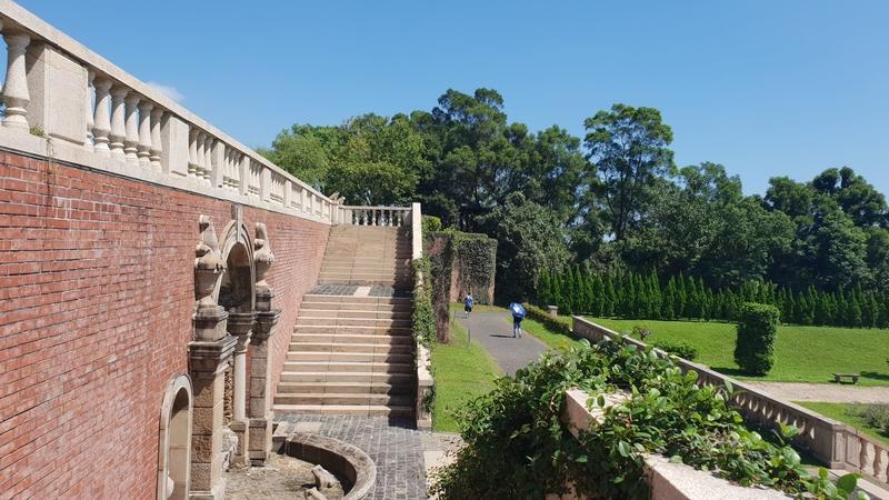 149779.jpg - 【宜蘭.冬山】免費景點推薦。仁山植物園寵物友善空間。猴子大肆出沒超可愛