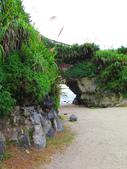 【台北】北海岸石門洞景點。美麗的貝殼砂海灘。熱門觀看夕陽&潮間帶景點:IMG_9559.JPG