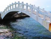 【台北】北海岸石門洞景點。美麗的貝殼砂海灘。熱門觀看夕陽&潮間帶景點:IMG_9721.JPG