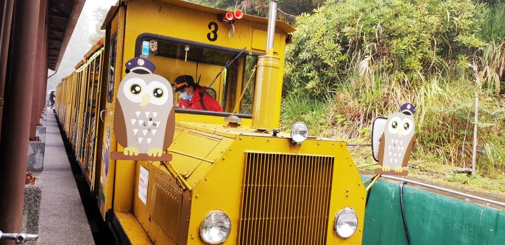 107203.jpg - 【宜蘭】2020太平山森林鐵路蹦蹦小火車。特惠票$50