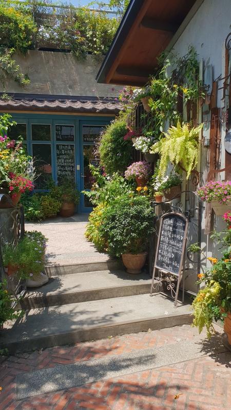 142349.jpg - 【新竹.竹北】花院子早午餐+簡餐+咖啡+鬆餅。愉快的聚餐時光