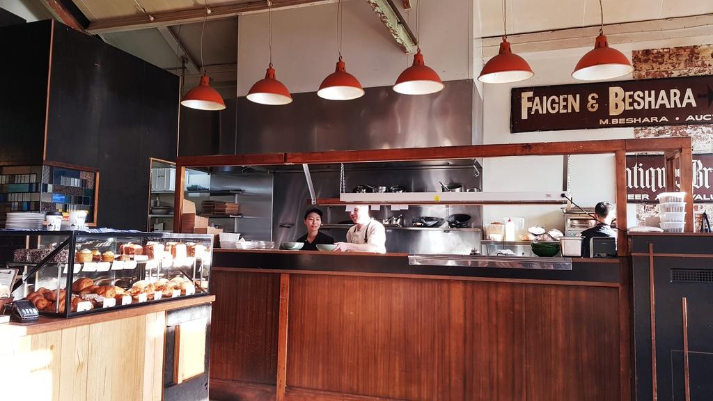 20190206_080848.jpg - 【澳洲.墨爾本】2019自駕。Auction Rooms Cafe美味的早午餐環境超美網美必來