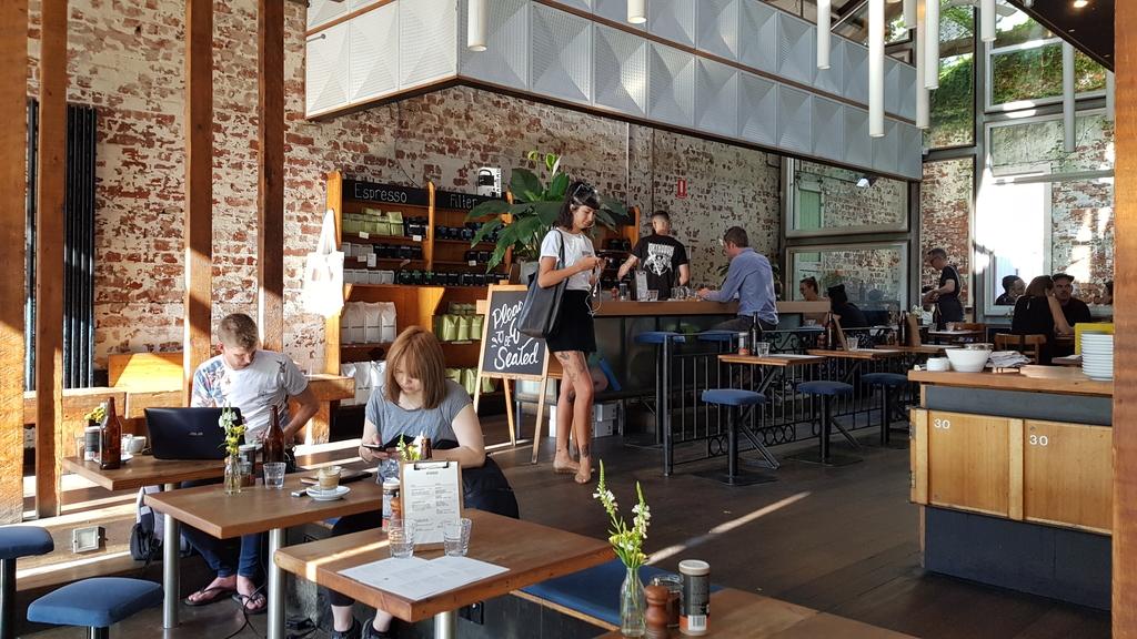 20190206_085957.jpg - 【澳洲.墨爾本】2019自駕。Auction Rooms Cafe美味的早午餐環境超美網美必來