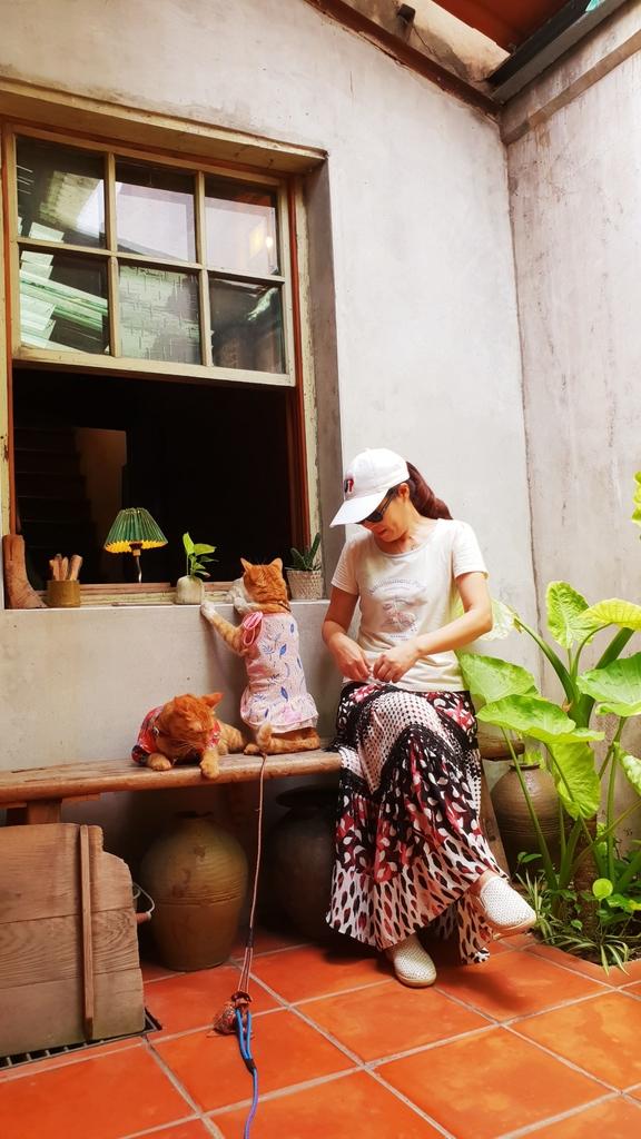 145890.jpg - 【彰化.鹿港】書集囍事二手書店。文青風悠閒下午茶。寵物友善空間。老闆超親切有回家的感覺